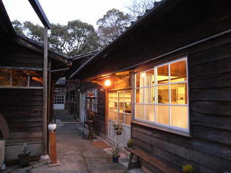 奈良 - カフェ『工場跡事務室』