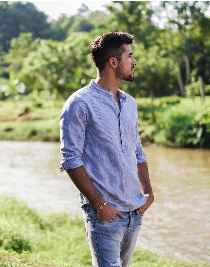 Men's Spring & Summer Casual Shirt – zorket #MensFashionSmart – Mens Fashion Smart