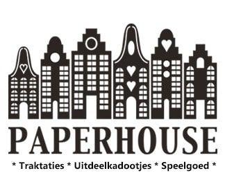 Paperhouse   Traktaties * Uitdeelkadootjes * Speelgoed