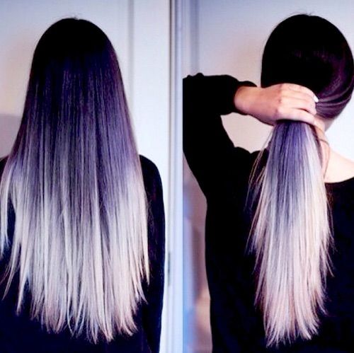 Image via We Heart It #amazing #beautiful #goals #hair #cute #perfect #ombre