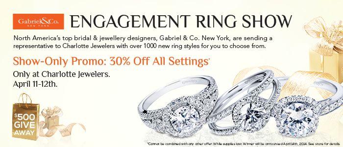 Peterborough #Engagement #Ring Show