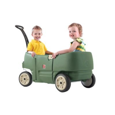 #SearsCA: $79.99 or 21% Off: Step 2 Wagon for Two Plus $65 with Code @ Sears http://www.lavahotdeals.com/ca/cheap/step-2-wagon-65-code-sears/97071