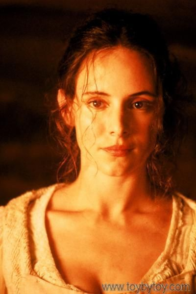 "madeleine stowe ""The last of the Mohicans"""