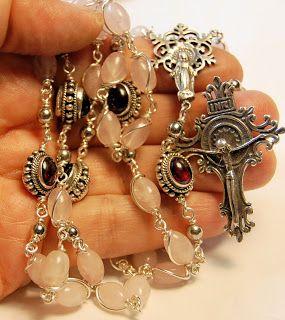 Etsy Rosary Guild Team: September 2011