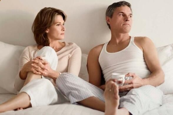 Man premature ejaculation due to poor control.