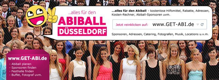 Abiball DÜSSELDORF - für Infos, Adressem Sponsoren, Hallen/Festsaal, Catering, Getränkedienste und weitere Kontakte in Düsseldorf besuche diese Seite speziell für die Abiballplanung in Ddorf: http://www.facebook.com/pages/Abiball-D%C3%BCsseldorf/350728788428483