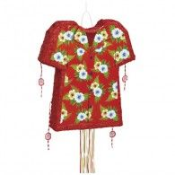 Pinata Hawaiian Shirt - Pop Out Type $46.95 M66259