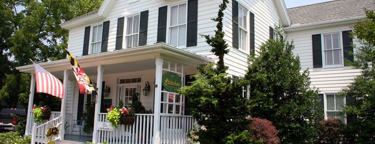 Inn Hotel Bed And Breakfast St Michaels Md