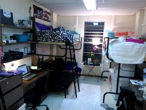 University Of Miami Dorm Room Part 7