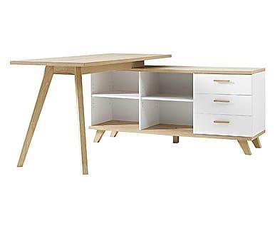 Schreibtisch Oslo, B 144 cm