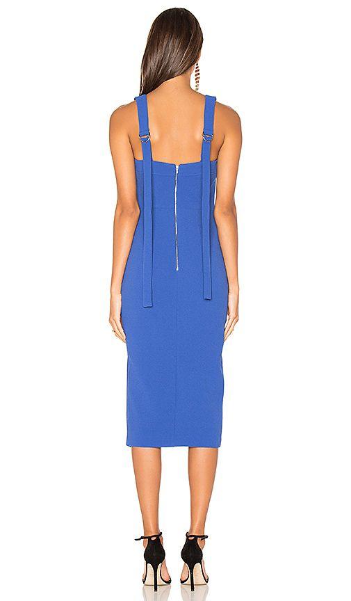 Comprar Rebecca Valance Billie Tie Split Midi Dress em Azul Elétrico at REVOLVE. Devolução e envio de 2 a 3 dias grátis, correspondência de preço de 30 dias garantida