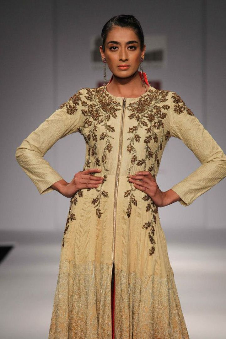 Samant Chauhan Wills Lifestyle India Fashion Week SS 2013