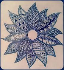 zentangle. Well this is beautiful
