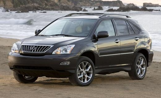 Also a realistic option right now. 2007-2010 Lexus RX 330 or 350