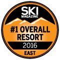 Voted #1 Ski Resort in Eastern North America