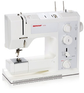 Bernina 1008: a new sewing machine, eventually?