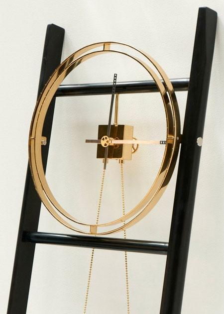 Daniel Weil's Clock for a Filmmaker.