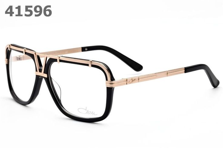 Cazal Sunglasses 8003 gold black frame