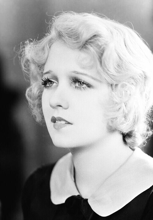 Anita Page!  My favorite Silent Film Star! So beautiful