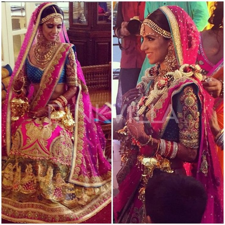 Yay or Nay : Nishka Lulla wears Neeta Lulla for her Wedding | PINKVILLA