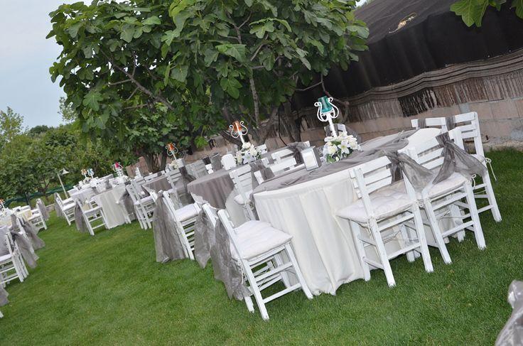 Nilüfer Kır Düğünü Mekanları - Bahçe Panorama Kır Düğün Bahçesi