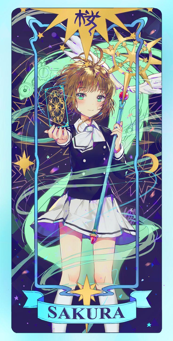 Cardcaptor Sakura: Clear Card hen by DANGMILL on pixiv