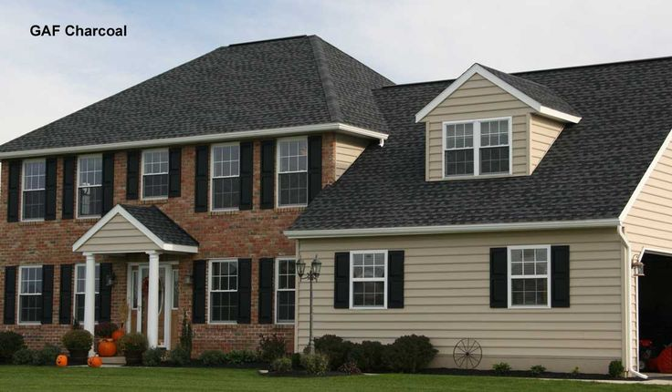 Best Gaf Timberline In Charcoal Black Timberline Black 400 x 300
