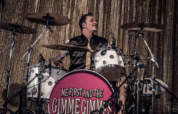 Bilder: Me First and the Gimme Gimmes @ Rockefeller
