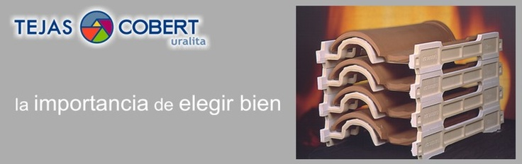 Tejas Cobert - La importancia de elegir bien - Tejas cerámicas y de hormigón