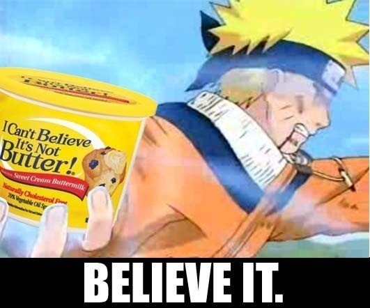 Naruto, funny, guy sensei, anime, believe it,