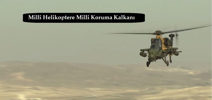 (VİDEO) Aselsan'dan Milli Helikoptere Milli Koruma Kalkanı