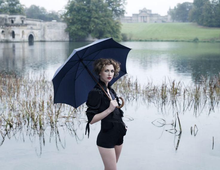 Margot Stilley photographed by Jason Bell.