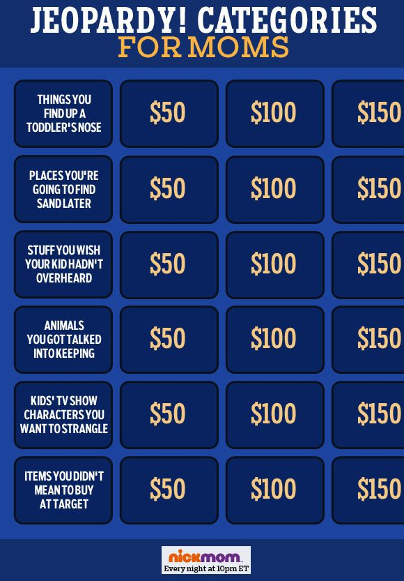 Best  Baby Jeopardy Ideas On   Baby Shower Jeopardy