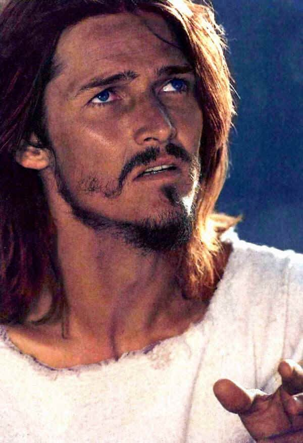Ted Neely as Jesus in Jesus Christ Superstar - loved the movie.  I got to see him in the show live and the power of his voice almost blew me out of my seat.  Awesome!