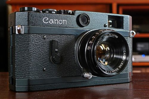 CANON Rangefinder P - wishlist
