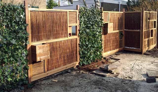 Image result for современный забор для коттеджа