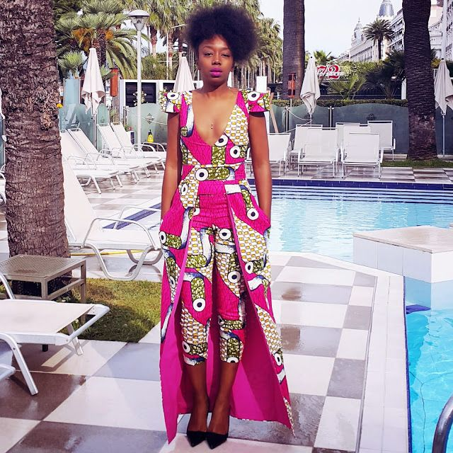 """BLACKBEAUTYBAG: MY """"MUSE"""" WEDDING DAY LOOK BY NATACHA BACO"""