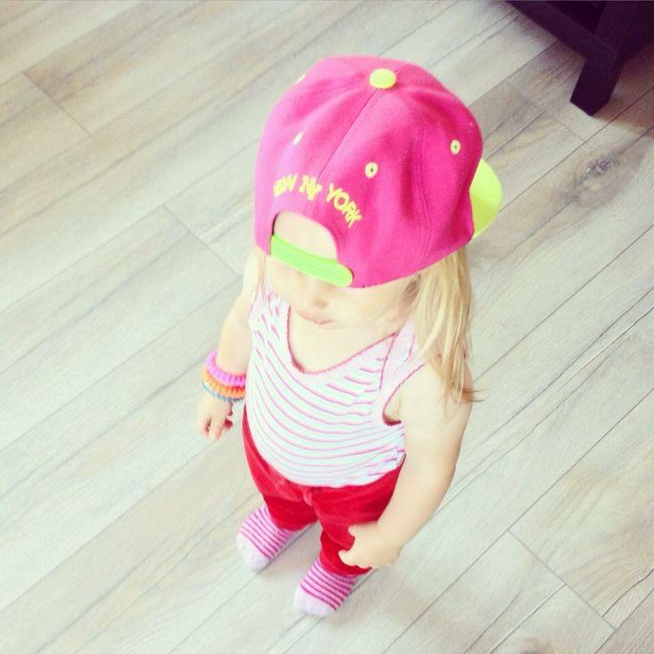kolorowy zawrót głowy ❤️ #kids #motherandbaby #love #girl