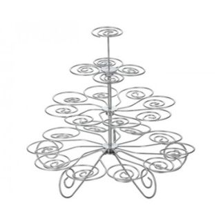 CUPCAKE WIRE STAND - HOLDS 23