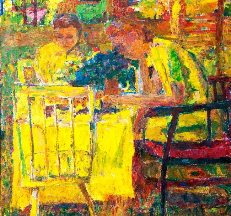 In The Garden, Rafael Wardi