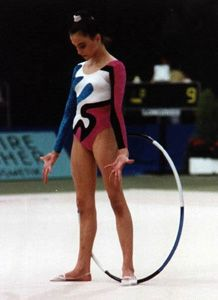 carolina pascual Barcelona 92 olympic games