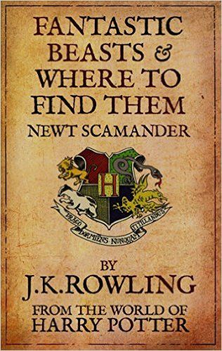 As featured in the first year set texts reading list in harry potter and the philosopher's stone, fantastic beasts and where to find them is an extensive introduction to the magical beasts that exist