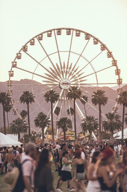 Coachella Music Festival Summer