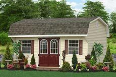 Buy an Amish Shed in NJ