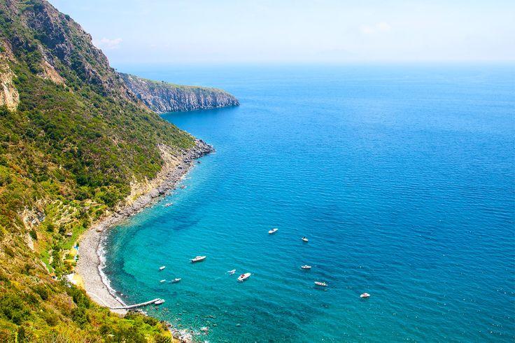 #baia di San Pancrazio - #Ischia