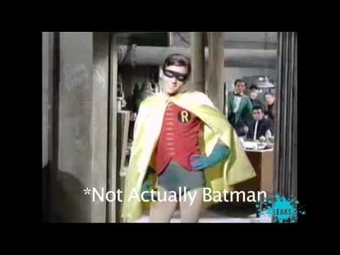 The old Batman TV show is more comical than the ambiguously gay duo.