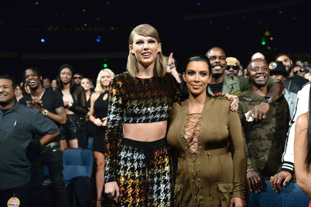 It's Official! Twitter Has Proclaimed Kim Kardashian The Winner Of The Taylor-Kanye Feud