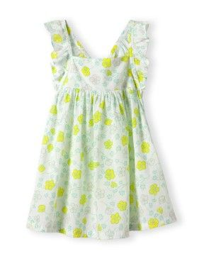 Country Road Trailing Floral Dress