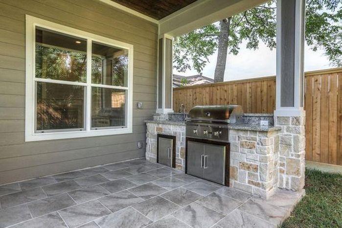 55 Gorgeous Outdoor Kitchen Ideas 2 In 2020 Outdoor Kitchen Decor Small Outdoor Kitchens Outdoor Kitchen Design