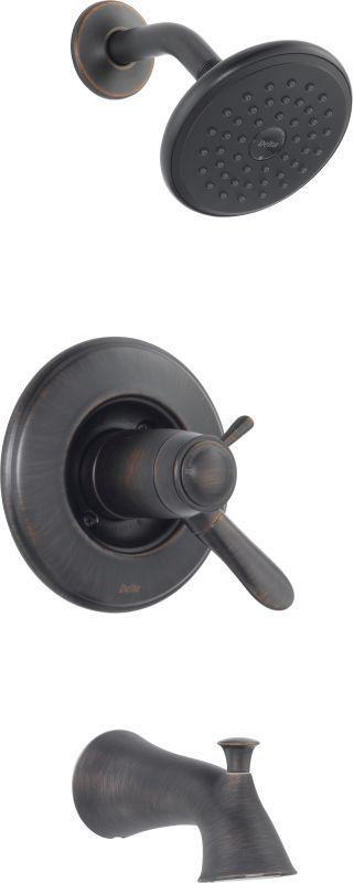 Tempassure 17t Series Tub Shower Trim T17t497 Rb: 1000+ Ideas About Bronze Faucets On Pinterest